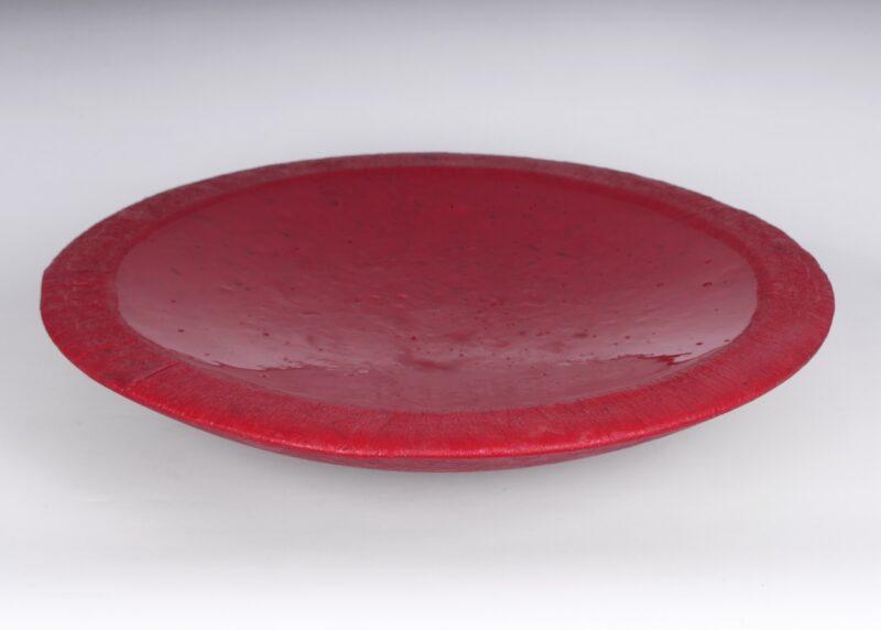 Schale (rot)