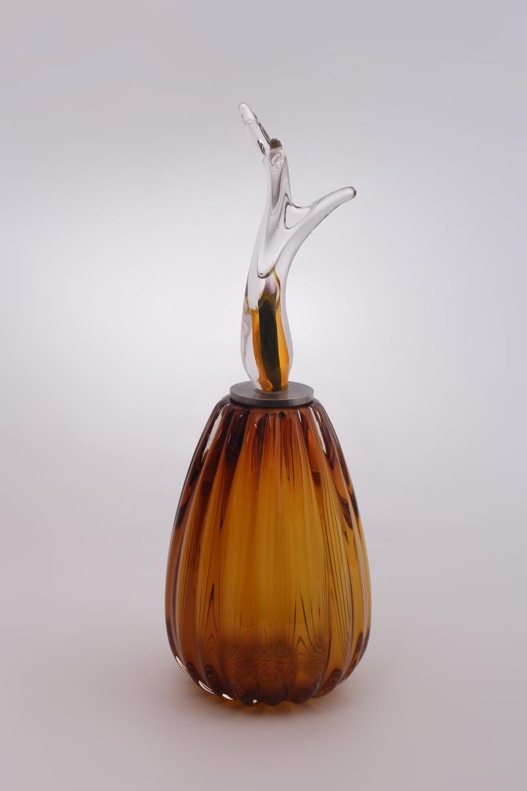 Flacon (bernstein/kristall)