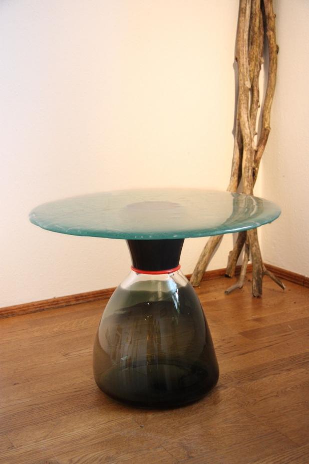 Tisch (rauchgrau)