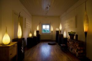 Glas Schmid - Galerie in Lindberg